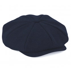 Bakerboy cap azul navy