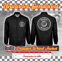 Dragster Wheel Jacket