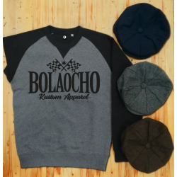 Sudadera Old School 2 tonos
