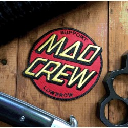 Mad Crew patch