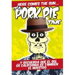 Pork Pie de verano