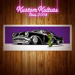 Buick Born Loser lamina/print