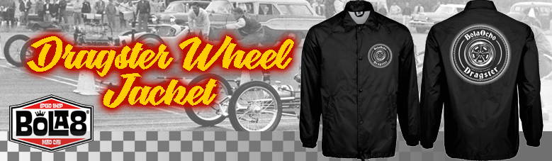 Cortavientos Dragster Wheel Jacket